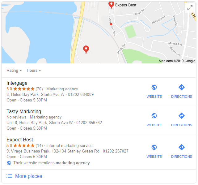 Business-listing
